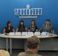 Пресс-конференция в УНИАН